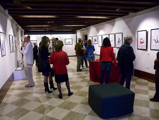 Cholla's Vernissage at Gallery Giudecca795