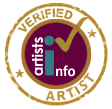 verified artist logo